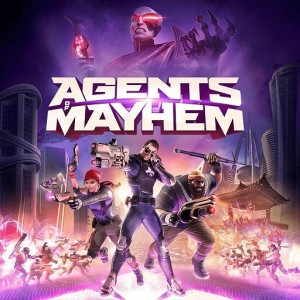 Agents of Mayhem Digital (Código) / Ps4