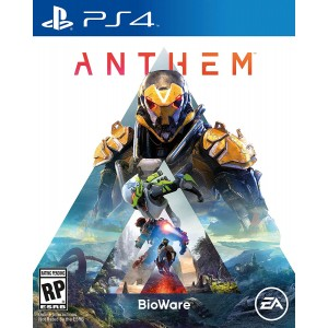 Anthem Digital (código) / Ps4
