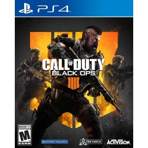 Call of Duty Black Ops 4 Digital (Código) / Ps4