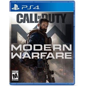 Call of Duty Modern Warfare Digital (Código) / Ps4