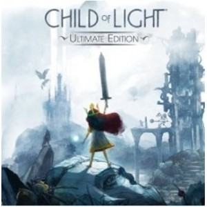 Child of Light Ultimate Edition Digital (código) / Ps4
