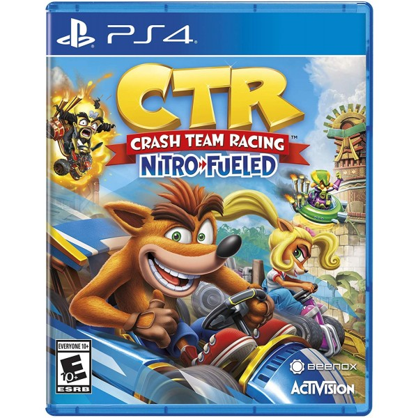 Crash Team Racing - Nitro Fueled Digital (código) / Ps4