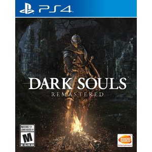 DARK SOULS REMASTERED Digital (código) / Ps4