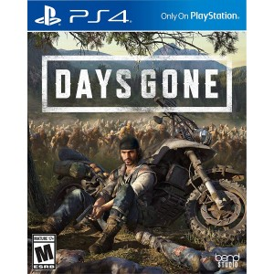 Days Gone Digital (código) / Ps4