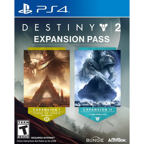 Destiny 2 - Expansion Pass Digital (código) / Ps4