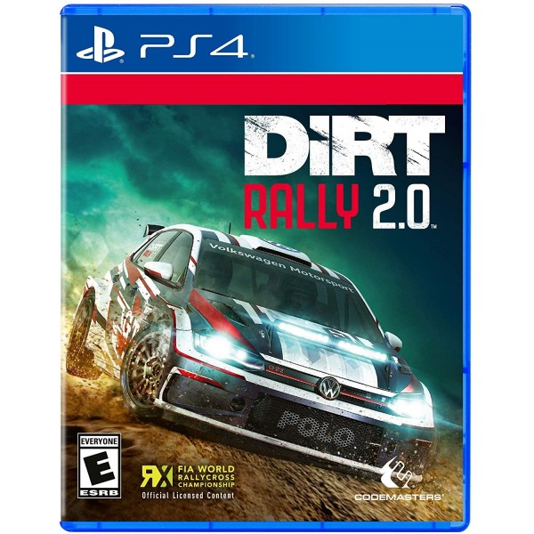 DiRT Rally 2.0 Digital (código) / Ps4