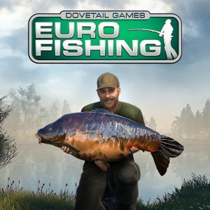 Euro Fishing Digital (código) / Ps4