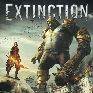Extinction Digital (código) / Ps4
