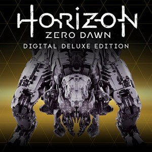 Horizon Zero Dawn Digital Deluxe Edition Digital (código) / Ps4