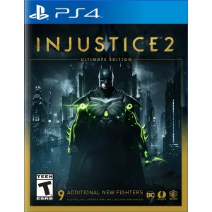 Injustice 2 - Ultimate Edition Digital (código) / Ps4