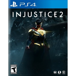Injustice 2 Digital (código) / Ps4