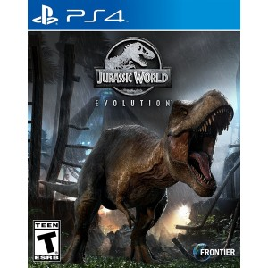 Jurassic World Evolution Digital (código) / Ps4