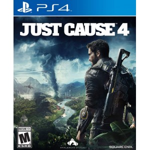 Just Cause 4 Digital (código) / Ps4