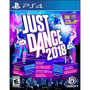 Just Dance 2018 Digital (Código) / Ps4
