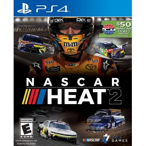 NASCAR Heat 2 Digital (código) / Ps4