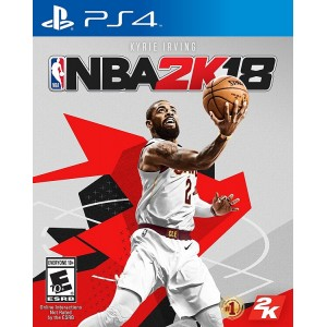 NBA 2K18 Digital (Código) / Ps4