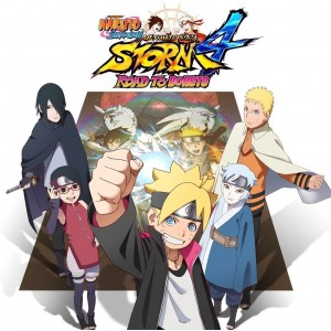 Naruto Shippuden: UNS4 Road To Boruto Digital (código) / Ps4