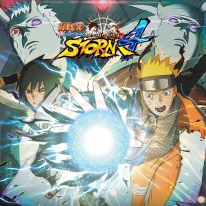 Naruto Shippuden Ultimate Ninja Storm 4 Digital (código) / Ps4