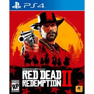 Red Dead Redemption 2 Digital (código) / Ps4