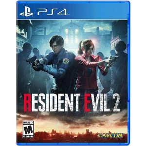 Resident Evil 2 Digital (código) / Ps4