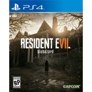 Resident Evil 7 Digital (código) / Ps4