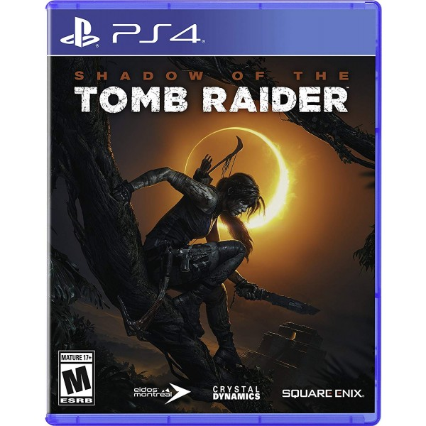 Shadow of the Tomb Raider Digital (Código) / Ps4