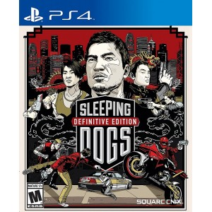 Sleeping Dogs: Definitive Edition Ps4 Digital (código) / Ps4