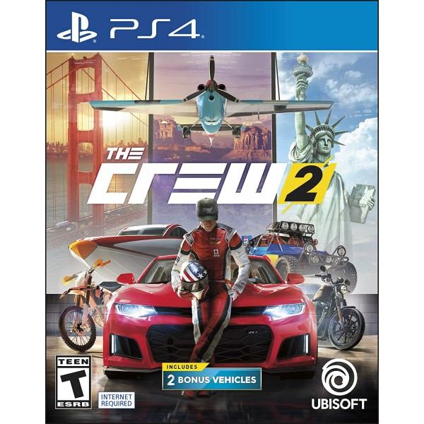 The Crew 2 Digital (Código) / Ps4