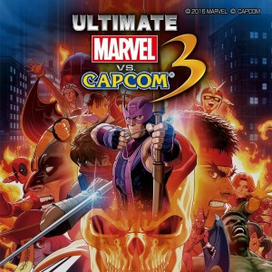 Ultimate Marvel vs Capcom 3 Digital (código) / Ps4