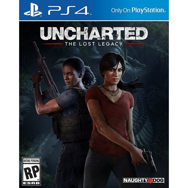Uncharted The Lost Legacy Digital / Ps4