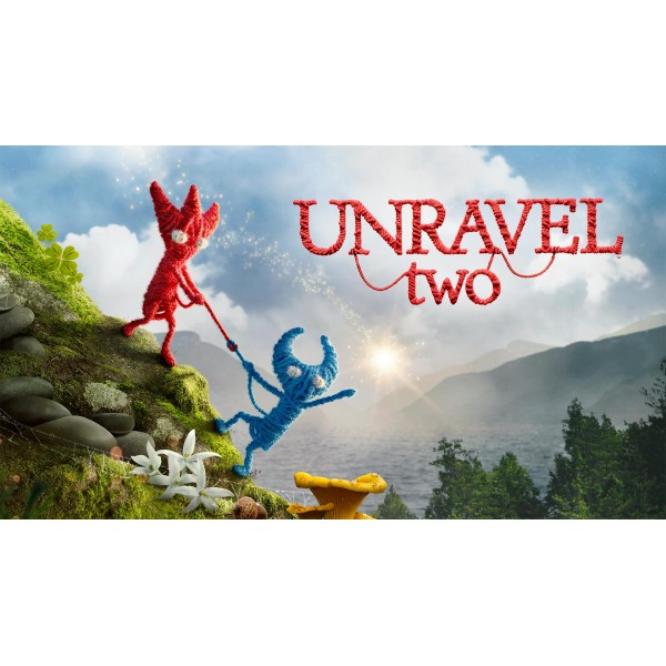 Unravel 2 Digital (Código) / Ps4