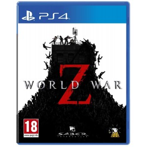 World War Z Digital (Código) / Ps4
