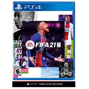 FIFA 21 Digital (Código) / Ps4