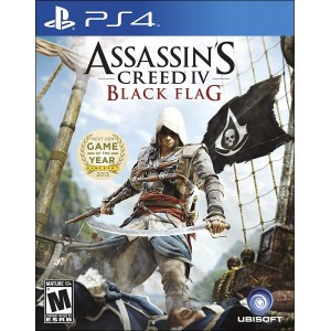 Assassins Creed 4 Black Flag (físico) / Ps4- Envío Gratuito