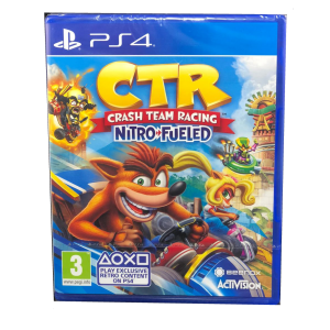 Crash Team Racing Nitro-Fuel (físico) / Ps4 - Envío Gratuito