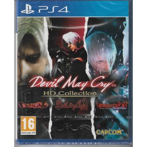 Devil May Cry HD Collection (Físico) / Ps4 - Envío Gratuito