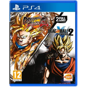 Dragon Ball Fighterz And Dragon Ball Xenoverse 2 / Ps4 - Envío Gratuito