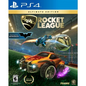 Rocket League Ultimate Edition (físico) / Ps4 - Envío Gratuito