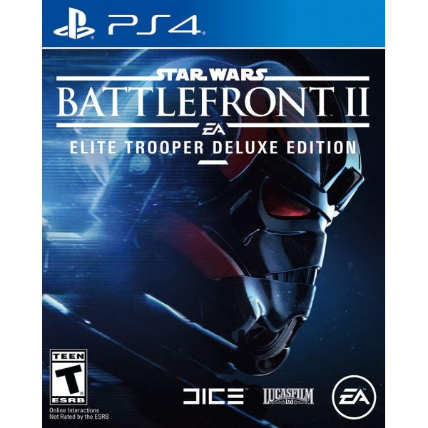 Star Wars Battlefront II: Elite Trooper Deluxe Edition (físico) / Ps4 - Envío Gratuito