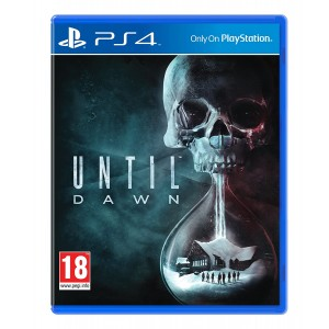 Until Dawn (físico) / Ps4 - Envío Gratuito
