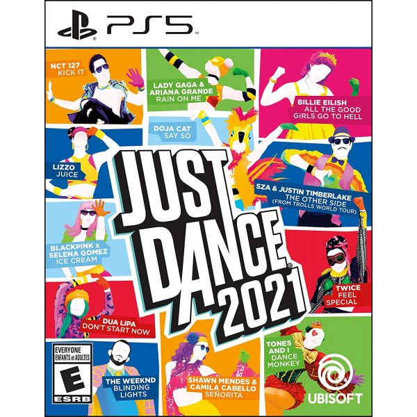 Just Dance 2021 (físico) / Ps5 - Envío Gratuito