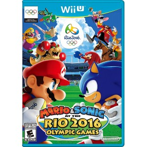 Mario & Sonic at the Rio 2016 Olympic Games Digital (Código) / Wii U