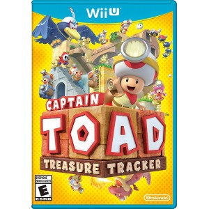 Captain Toad: Treasure Tracker Digital (Código) / Wii U