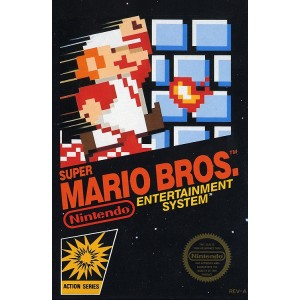 Super Mario Bros Digital (Código) / Wii U