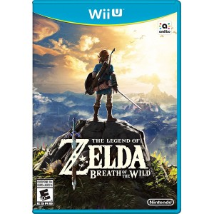 The Legend of Zelda: Breath of the Wild Digital (Código) / Wii U