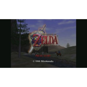 The Legend of Zelda: Ocarina of Time Digital (Código) / Wii U