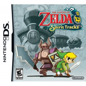The Legend of Zelda: Spirit Tracks Digital (Código) / Wii U