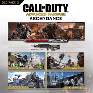 Call Of Duty: Advanced Warfare - Ascendance Digital (código) / Xbox 360