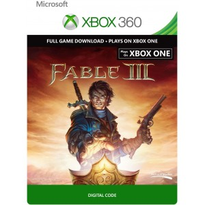 Fable III Digital (Código) / Xbox 360