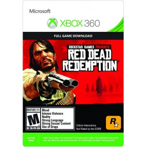 Red Dead Redemption Digital (código) / Xbox 360